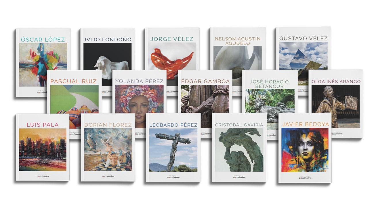 Colección Vivan Los Creadores